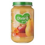 Olv 8m59 abrikoos appel banaan.